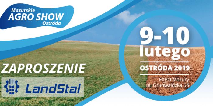 AGRO SHOW Mazurskie Landstal